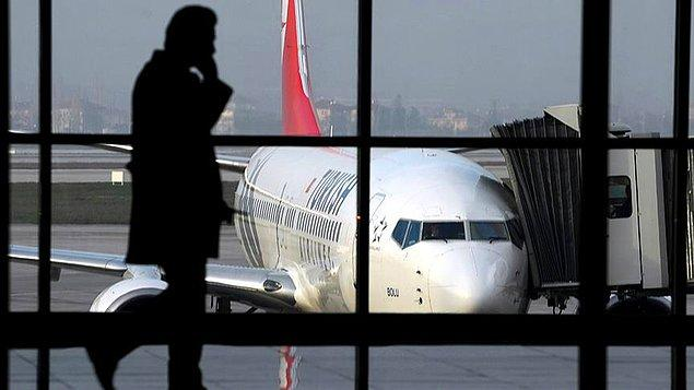 TNT yaşıyorum diyen yolcu 'Şaka yaptım' dedi, havayolu şirketinin şikayeti sonrasında polis tarafından gözaltına alındı