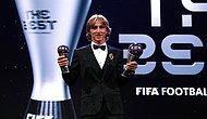 En İyileri Onlar: 2018'in FIFA Ödülleri Sahiplerini Buldu