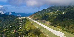 'Mühendislik Harikası' Olarak Tanımlanıyor: Hindistan'ın Sikkim Eyaletinde Açılan Havaalanı Gündemde