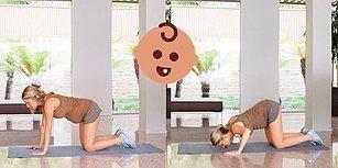 Hamilelerin Daha Mutlu ve Güçlü Hissetmek için Evde Yapabilecekleri 10 Basit Egzersiz