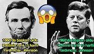 Yok Artık Tarih, Bu Nasıl Tekerrür Etmek? İnanılmaz Tesadüfleriyle Lincoln-Kennedy Bağlantısı