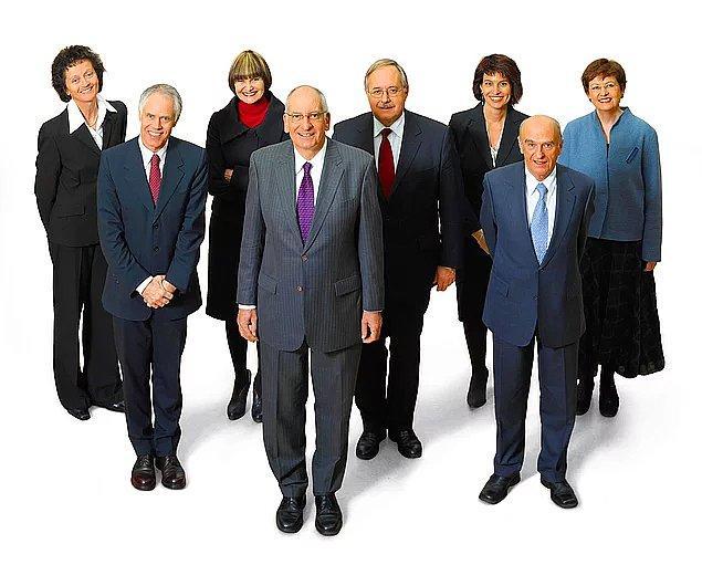 İsviçre'de devlet başkanı yok!