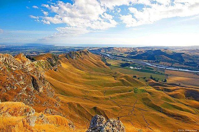 Dünyanın en uzun yer ismi de Yeni Zelanda'ya ait.