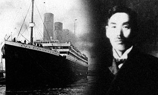 Titanik'ten sağ kurtulan Masabumi Hosono, gemi batarken Samuray ruhuna ihanet ederek kendini feda etmediği ve kurtulduğu için işini kaybetmiş ve Japon medyası tarafından bir korkak olmakla suçlanmıştı.