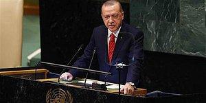 Erdoğan BM'de Konuştu: 'En Zengin 62 Kişinin Serveti Dünyanın Yarısına Denkse, Bir Sorun Var Demek'