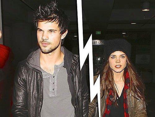 Alacakaranlık Serisinin Kurt Adamı Taylor Lautnerın Gelmiş Geçmiş Tüm Güzellerin İçinde Bulunduğu Aşk Listesi 36