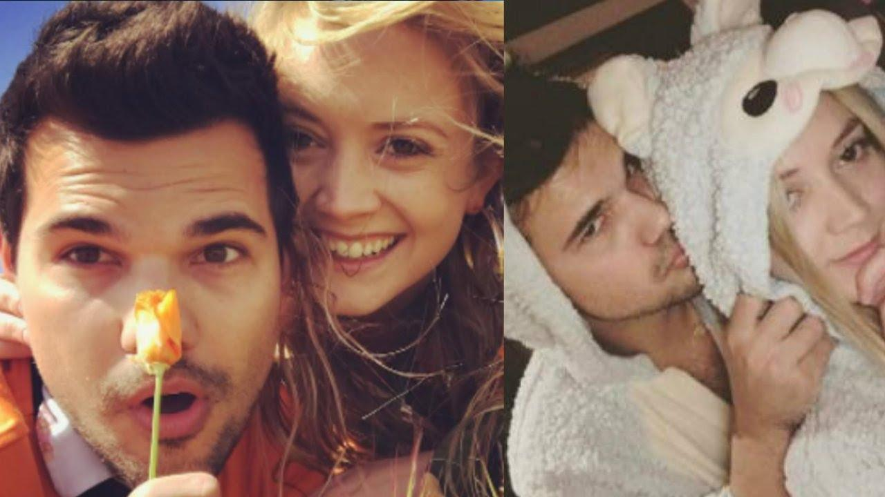 Alacakaranlık Serisinin Kurt Adamı Taylor Lautnerın Gelmiş Geçmiş Tüm Güzellerin İçinde Bulunduğu Aşk Listesi 4