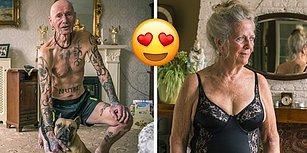 Dövme Yaptırmanın Yaşı Olmadığını Gösteren Projeden Birbirinden Etkileyici Fotoğraflar