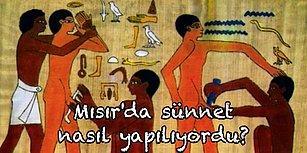Egzotik ve Sıra Dışı Kültürün En Önemli Temsilcisi Antik Mısır'dan Cinsellikle İlgili Şaşırtıcı Gerçekler