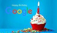 Google 20 Yaşında! Dünyanın En Çok Kullanılan Arama Motoru Hakkında 22 Şaşırtıcı Bilgi