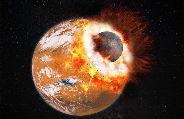 50 Milyon Yıl Sonra...