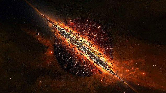 1 Trilyon Yıl Sonra...