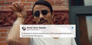 Nusret'li EURO 2024 Tanıtımına Tepkiler Yağıyor: 'Spor Deyince Akla Et Tuzlayan Adam mı Gelir?'
