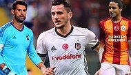 Süper Lig'de 2018/19 Sezonu Sonunda Sözleşmesi Bitecek Futbolcular