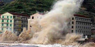 Meteoroloji'den Pazar Günü İçin 'Tropik Fırtına' Uyarısı: 'Sel, Su Baskını, Hortum Görülebilir'