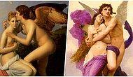 Okuyla İnsanları Birbirine Aşık Edip Kendi Derdine Derman Olamayan Aşk ve Şehvet Tanrısı Eros