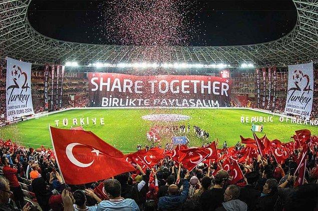 Cumhurbaşkanı Erdoğan'ın EURO 2024 açıklaması sosyal medyanın da gündeminde...