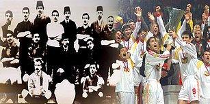 Enleri ve İlkleriyle Türk Futbolunun Lokomotifi Galatasaray 113 Yaşında!