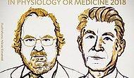 Kanser Araştırmasına Verildi: Nobel Tıp Ödülü'nü James P. Allison ve Tasuku Honjo Kazandı