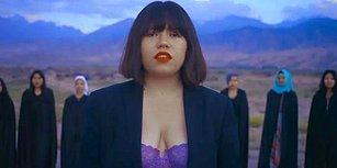 19 Yaşındaki Kırgız Şarkıcı Klibinde Sütyenli Olduğu İçin Ölümle Tehdit Ediliyor: 'Başını Ezeceğiz'