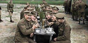 I. Dünya Savaşı'nı Renklendirilmiş Şekilde Ekranlara Taşıyacak 'They Shall Not Grow Old' Belgeselinin Fragmanı Yayınlandı