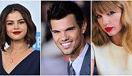 Alacakaranlık Serisinin Kurt Adamı Taylor Lautner'ın Gelmiş Geçmiş Tüm Güzellerin İçinde Bulunduğu Aşk Listesi