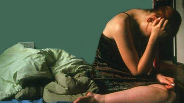 11. Psikolojik sorunları olan kadını elbisesinin içine sirkeli su dökerek tedavi ettiğini iddia eden cinci hoca
