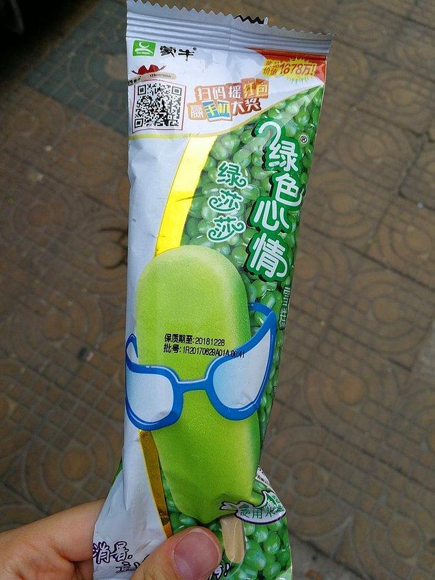 15. Çin kültüründe bezelye gerçekten önemli bir yere sahip. Bezelyeden yapılmış dondurmaları gelenekselleşmiş durumda.
