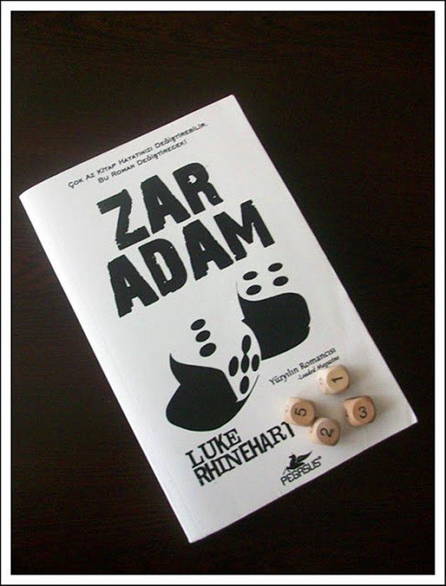 6. Zar Adam (Luke Rhinehart)