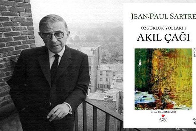 12. Akıl Çağı (Jean Paul Sartre)