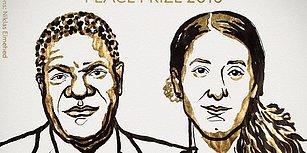 Nobel Barış Ödülü Kongolu Doktor Denis Mukwege ve Ezidi Aktivist Nadia Murad'a Verildi