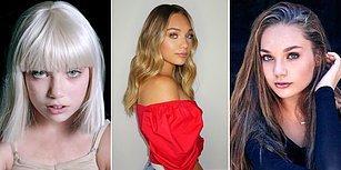 Peruklu Çocuk Artık Bir Genç Kız: Sia'nın Klipleriyle Tanıdığımız Maddie Ziegler'ın İnanılmaz Değişimi