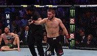 UFC 229'da Ortalık Karıştı! Yenilmez Khabib Nurmagomedov, Conor McGregor ile Hesabını Gördü