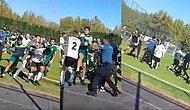 Yeşil Sahalarda Görmek İstemediğimiz Hareketler: U21 Ligi'nde Konyaspor ile Beşiktaş Arasında Oynanan Maçta Kavga Çıktı