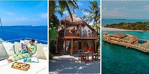 Kitap Kurtları Hayalinizdeki İş Gerçek Olabilir: Maldivler'de Lüks Bir Resort Kitapçı Arıyor!