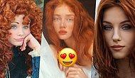 Ender Bulunan Bir Güzellik: Peri Masalından Fırlamış Gibi Görünen Kızıl Kadınların Hiç Bilmediğiniz Özellikleri