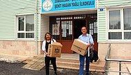 Yarınlar Böyle Aydınlanacak! Öğretmen Çift, Köy Okullarını Gönüllü Dolaşıp Bilim Eğitimi Veriyor