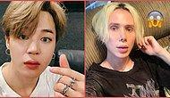 BTS Solisti Jimin'i Görür Görmez K-Pop Sanatçılarına Benzemek İçin Sayısız Estetik Yaptıran Adam