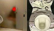 Ne Kadar Sıkışmış Olursanız Olun Asla Kullanmak İstemeyeceğiniz 18 Sıkıntılı Tuvalet
