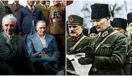 Bu Vatan Kolay Kazanılmadı! Bastığımız Yerleri Toprak Deyip Geçmememizi Sağlayan Atatürk'ün Silah Arkadaşları
