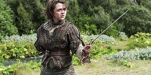Game of Thrones'un Final Sezonunda Arya'nın Öldürüp Listesinden Sileceği İsimler