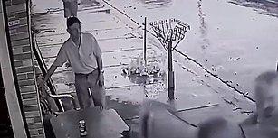 Millet Kavga Ederken Biranın Peşine Düşen Adam