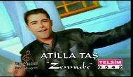 Atilla Taş - Zennube Şarkı Sözleri
