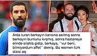 Yılın Magazin Skandalı Geldi! Arda Turan Önce Berkay'ın Eşine Asıldı Sonra Ünlü Şarkıcının Burnunu Kırdı!