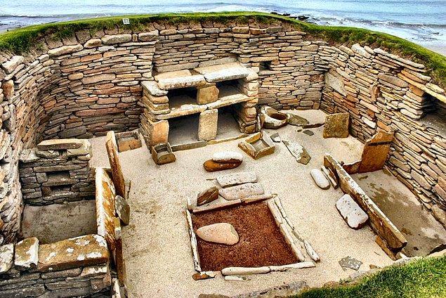Beş bin yıl öncesine, atalarımızın bugün Avrupa kıtasında ikamet edenlerine bir bakalım.