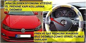 Aşırı Hijyenik ve Obsesif Araç Satıcısının Sahibinden.com'a Verdiği Beyin Yakan Araba İlanı