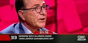 """Annesini 2 Buçuk Yaşında Kaybeden Prof. Dr. Osman Müftüoğlu: """"Dokunsaydım, Koklasaydım, O Da Beni Bilseydi Çok İyi Olurdu'"""