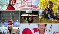 11 Ekim Dünya Kız Çocukları Günü'nde Hayalindeki Mesleği Bizlerle Paylaşan Miniklerimiz