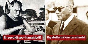 Bu Atatürk Testinde 10/15 Yapabilecek misin?