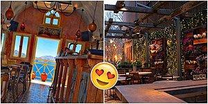 Baktıkça Instagram'da Paylaşmalık Binlerce Fotoğraf Çekme İsteği Doğuracak 30 Otantik Kafe 😍